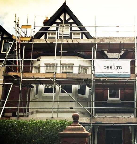 scaffolding Ltd