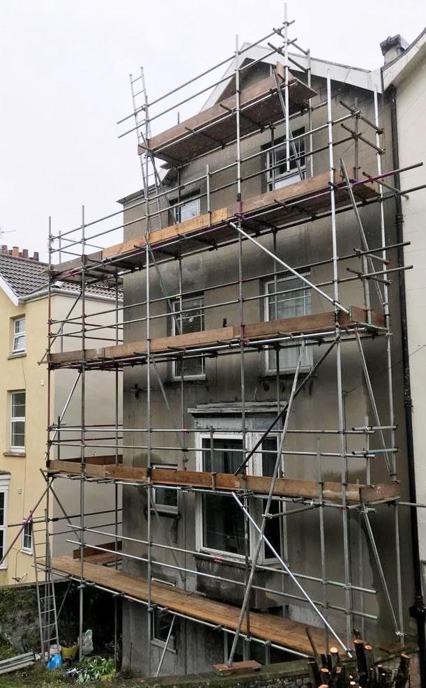 dss scaffolding