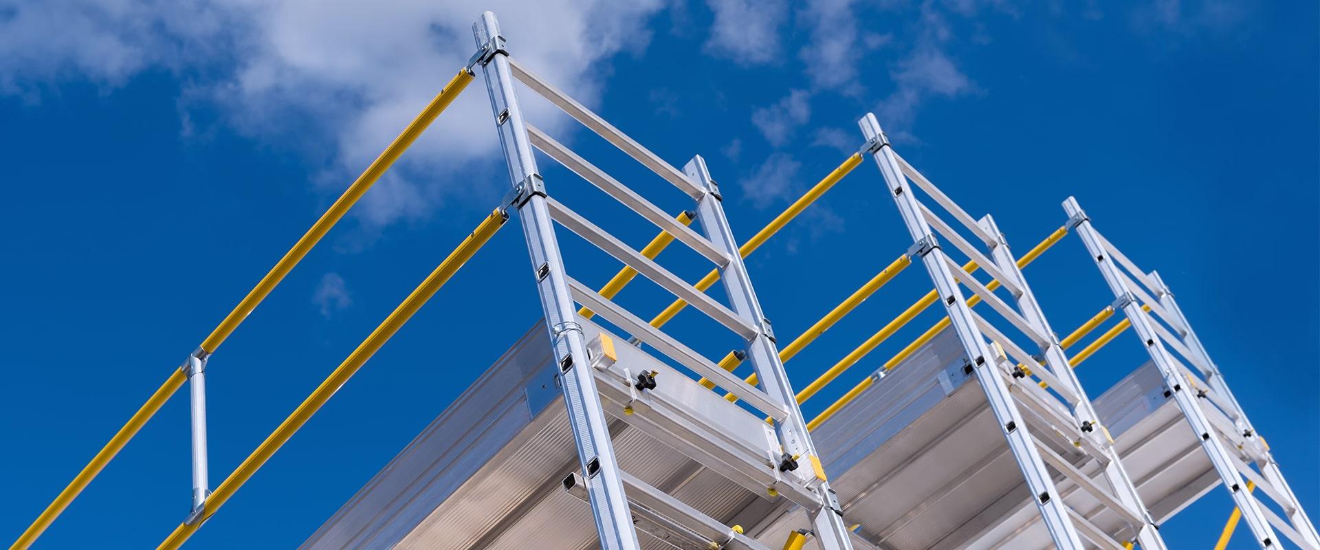 scaffolding wales